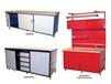 CABINET STYLE WORKBENCHES - OPTIONAL OVERHEAD ACCESSORIES
