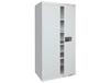 KEYLESS ELECTRONIC WELDED STORAGE CABINET