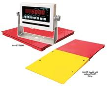 LOW-PROFILE FLOOR SCALE 700 TOUGH SCALE SERIES